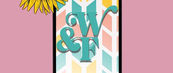 distant reiki wise& fun logo with phone case
